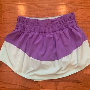Lululemon Color-block Skort